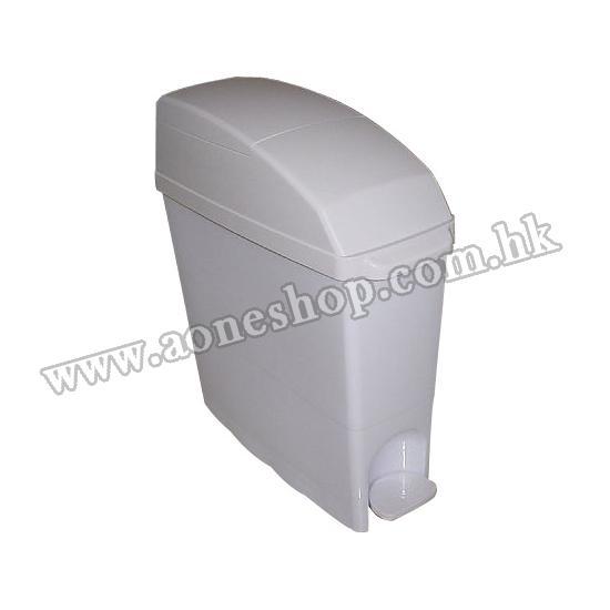 15公升塑胶脚踏卫生巾垃圾桶