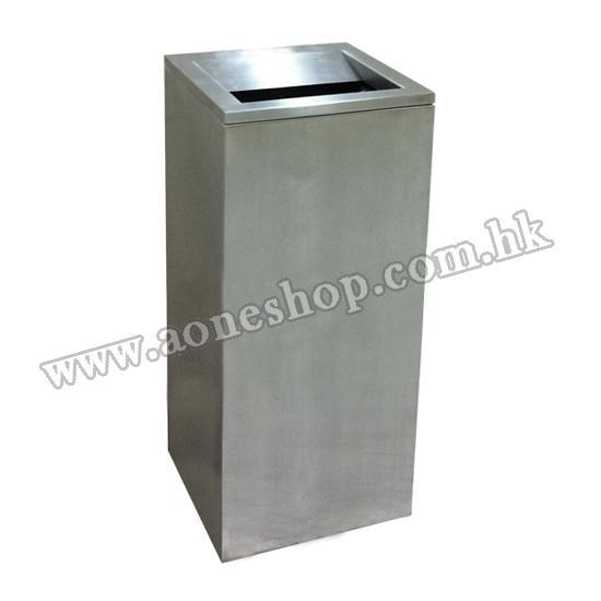 不锈钢方形垃圾桶 - aoneshop
